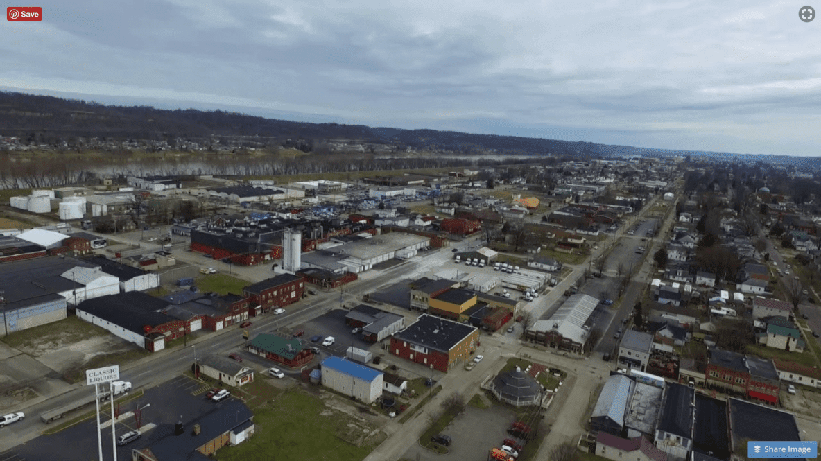 West Huntington West Virginia Opportunity Zone