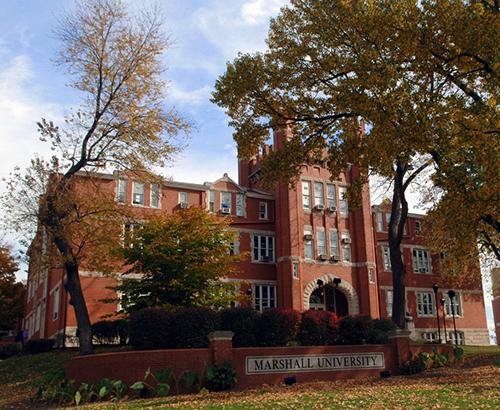 Marshall Campus Old Main